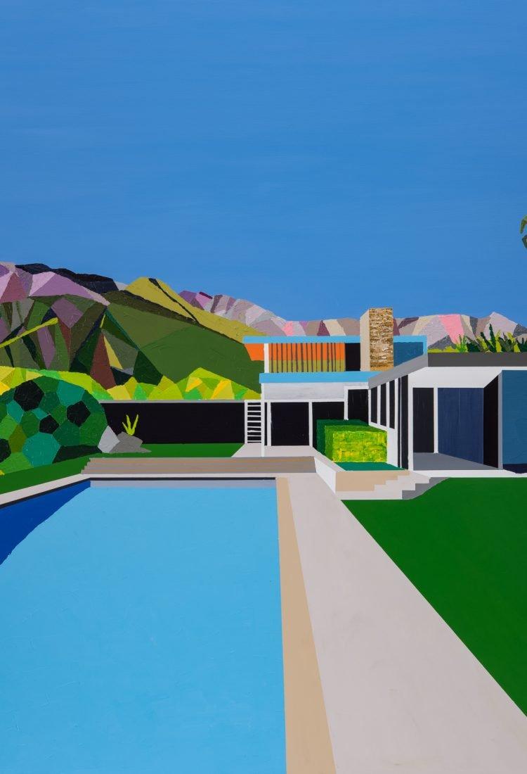 Kaufmann House, Palm Springs, California