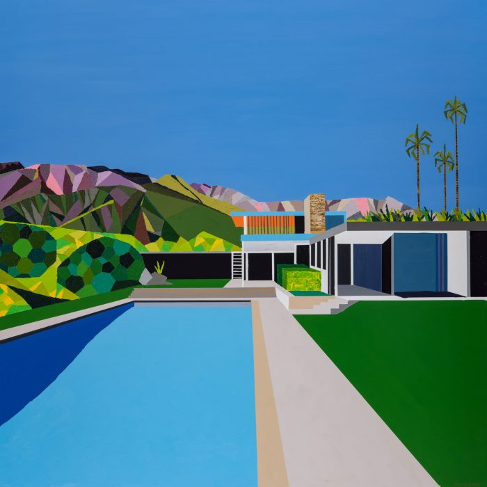 Kaufmann House, Palm Springs, California